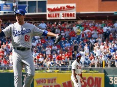 Josh Beckett no-hit the Phillies on May 25, 2014. Photo: MLB.com