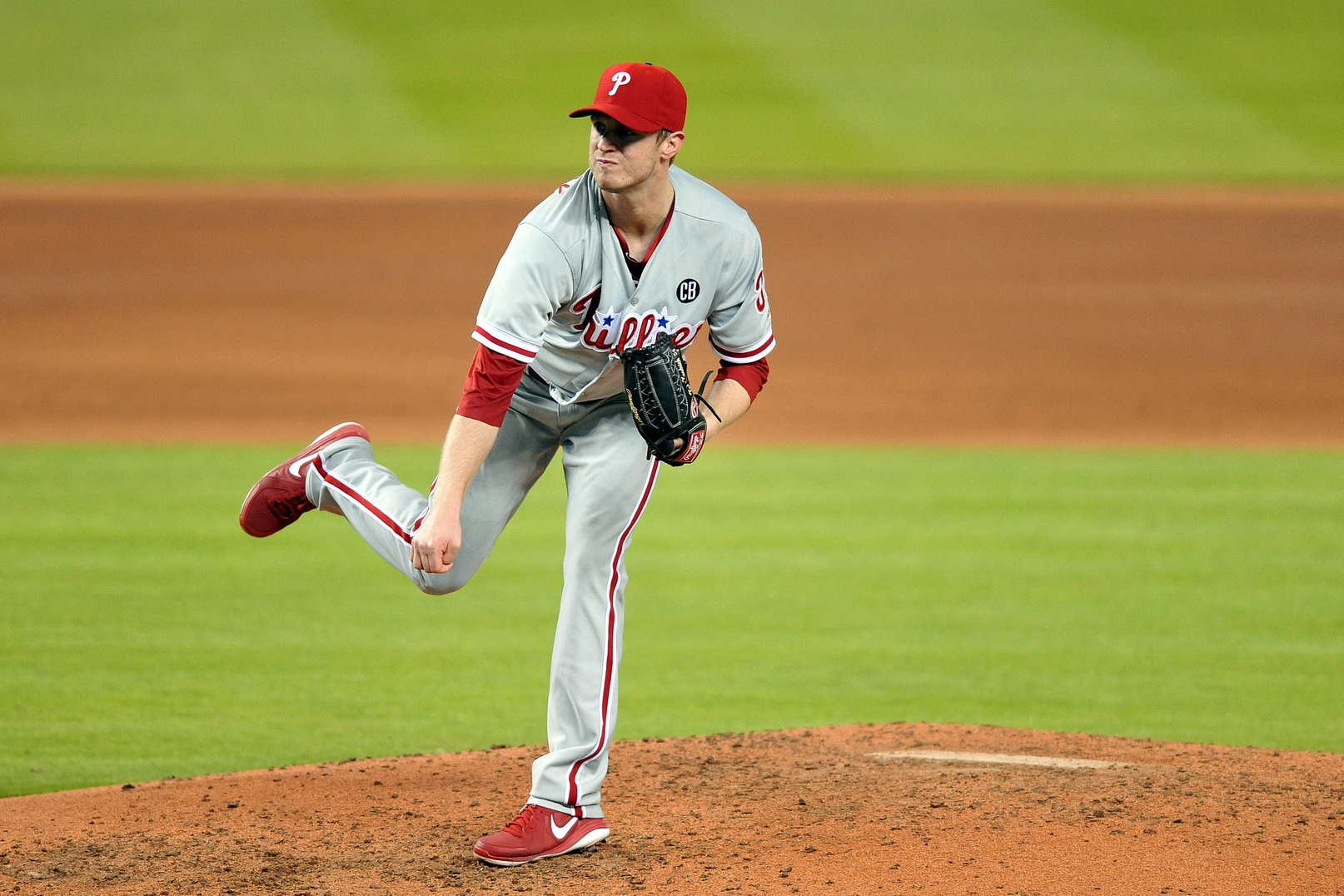 Kyle Kendrick lost another game Wednesday. Photo: USA Today Sports