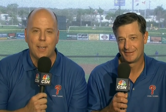 Jamie Moyer Tom McCarthy