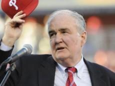 Phillies chairman David Montgomery