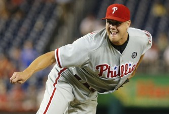Jonathan Papelbon on the move? Not quite yet.