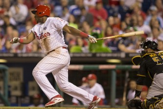 Maikel Franco has been red hot this winter.