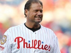 Darren Daulton, Wall of Fame (Getty Images)