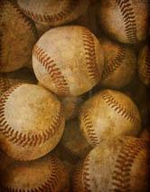 Vintage-baseballs