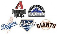 NL West teams