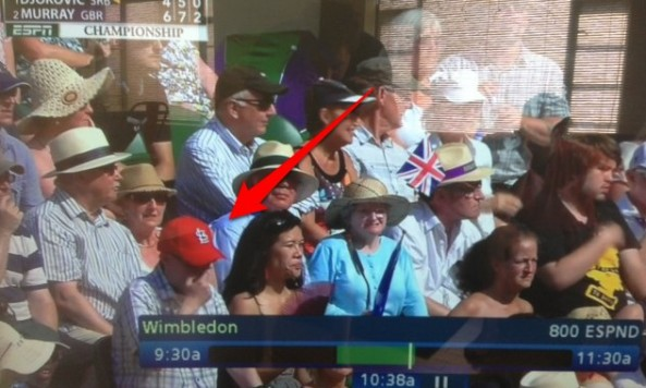 Wimbledon Fan