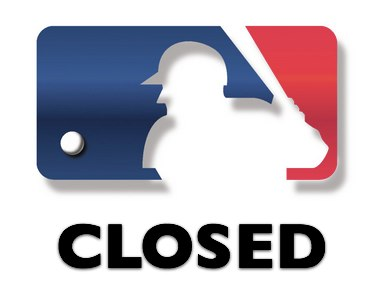 Closed MLB