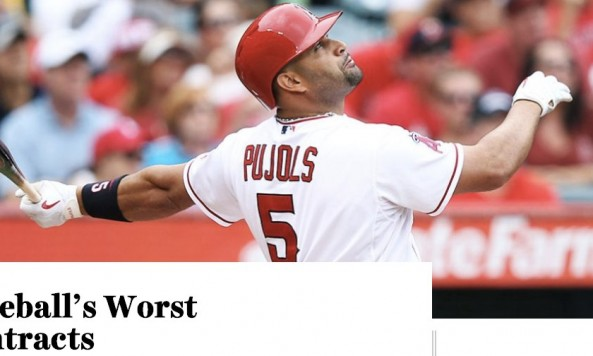 Baseball's Worst Contracts «