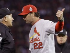 MATHENY ARGUES