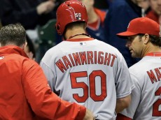 WAINWRIGHT INJURY