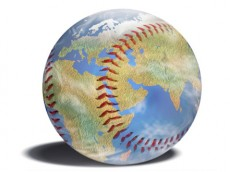 baseball earth