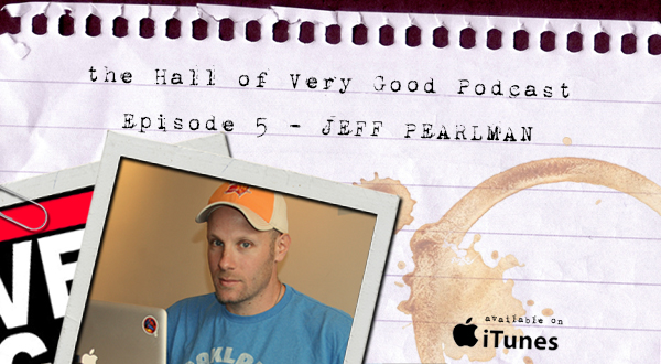 podcast - jeff pearlman
