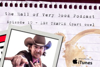 podcast - lew temple part one