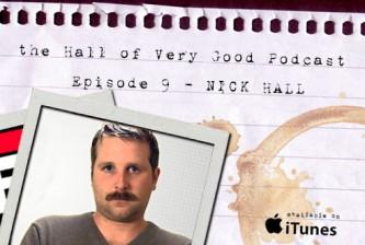 podcast - nick hall