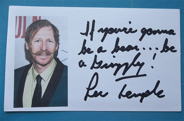 lew temple grizzly