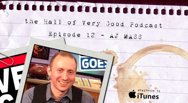 podcast - aj mass