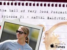 podcast - rachel balkovec