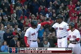 David Ortiz 32.91 sec Trot