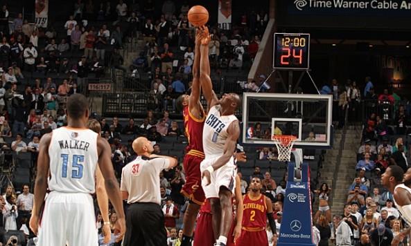 Bobcats tipoff 2013 -14