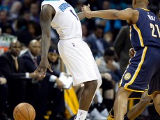 Indiana Pacers at Charlotte Hornets