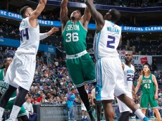 Boston Celtics v Charlotte Hornets