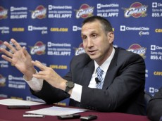 David Blatt Named Head Coach of the Cleveland Cavaliers