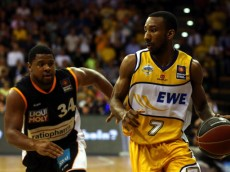 EWE Baskets Oldenburg v Ratiopharm Ulm - BBL Playoffs