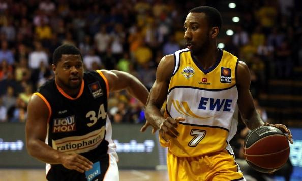 EWE Baskets Oldenburg v Ratiopharm Ulm - BBL Playoffs