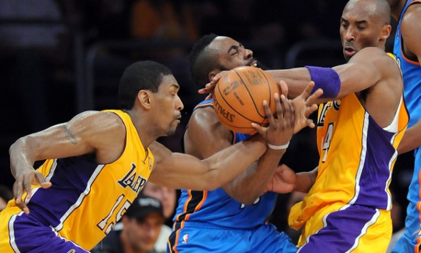 LakersDefense