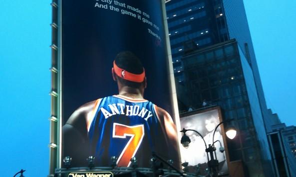 carmelo billboard