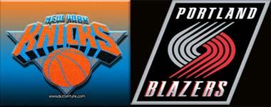 Knicks-Blazers