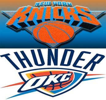 Knicks-Thunder