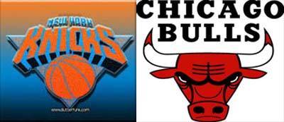 Knicks v. Bulls
