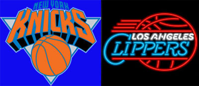 Knicks v. Clippers