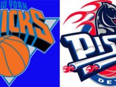 Knicks-Pistons