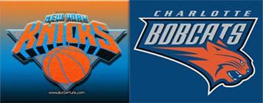 Knicks v Bobcats LBE