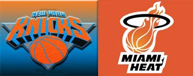 Knicks take On Heat and Knicks Fanatics Blog the Game
