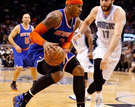 CarmeloAnthonyKnicks_Magic010513