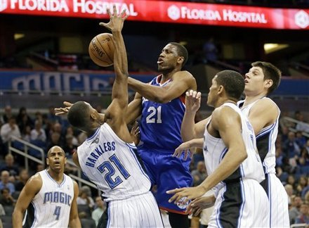 ThaddeusYoungSixers_Magic031013