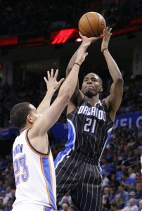 Maurice Harkless has started most of two seasons. But it is still unclear what kind of player he will be. AP Photo/Alonzo Adams