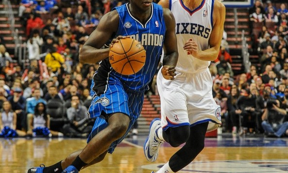 Victor Oladipo played slightly out of position in learning how to play point guard last year. Photo by John Geliebter-USA TODAY Sports