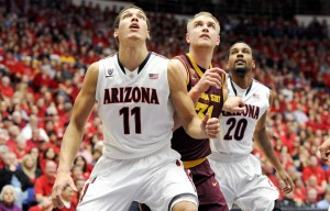 The Magic surprised many by selecting the athletic forward from Arizona. Photo by Casey Sapio-USA TODAY Sports