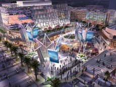 Orlando Entertainment District Rendering 1 June 23, 2014