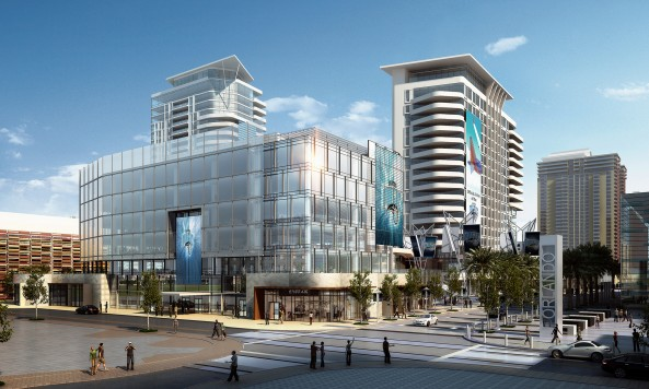 Orlando Entertainment District Rendering 4 June 23, 2014