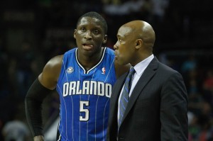 Victor Oladipo is expected to become a leader in this, his second season. Photo by Jeremy Brevard-USA TODAY Sports