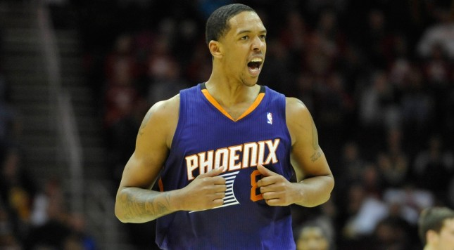 Channing Frye was the Magic's big free agency pick up this summer. Photo by David Richard-USA TODAY Sports