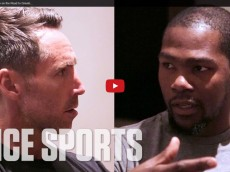 Steve Nash and Kevin Durant: 'Back & Forth'
