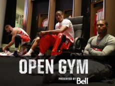 Open Gym Toronto Raptors NBA