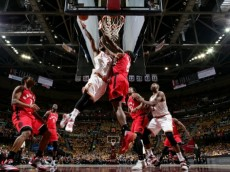 Toronto Raptors vs. Cleveland Cavaliers, Game 2 of the 2016 NBA Eastern Conference Finals - May 19, 2016 (via Raptors.com)