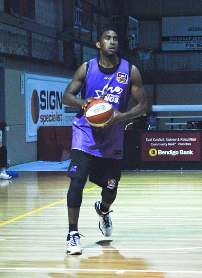 Darnell Lazare Sydney Kings